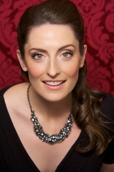 Kerrie Caldwell, soprano