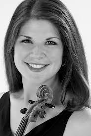 Manami White, violin