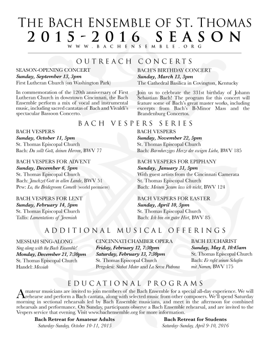 Bach 2015-16 Season (revised)