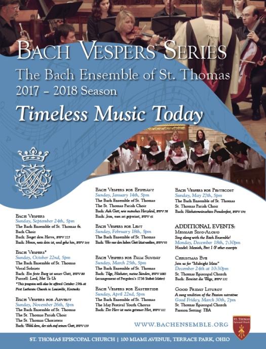 Bach Vespers poster_blue
