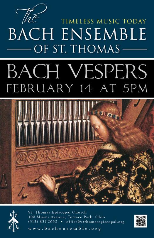 Bach Vespers Lent